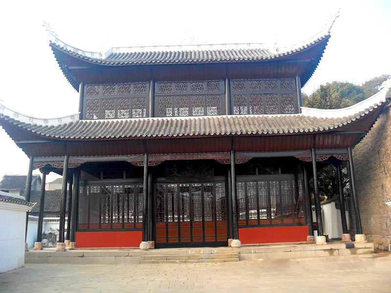 2012贞丰文昌宫正殿