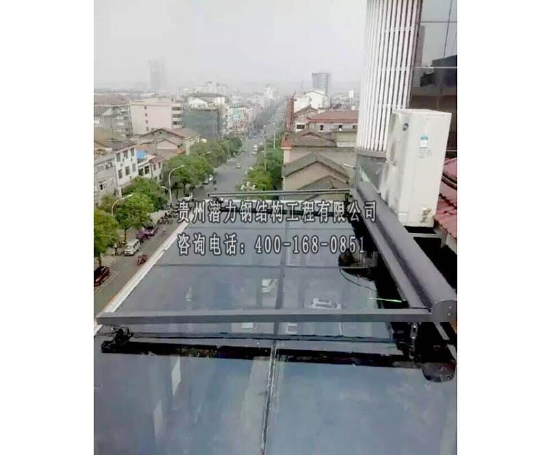 阳光房电动遥控天幕3