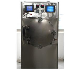 实验室微波真空干燥灭菌机