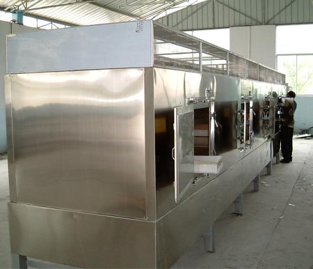 肉制品微波干燥灭菌机