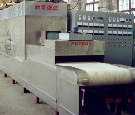 WBDS木材微波干燥机