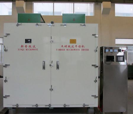 WBDII木材微波干燥机