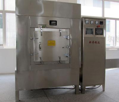 药粉微波干燥灭菌机