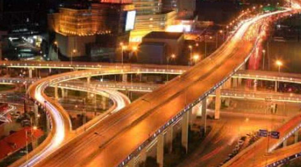 隧道、桥梁