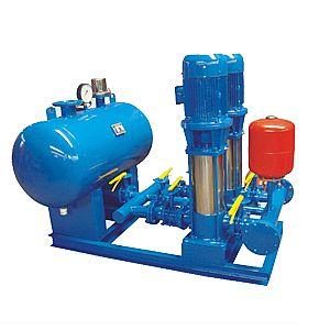 无负压增压稳流给水设备